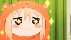 Himouto! Umaru-chan Himouto,Umaru-chan Umaru Chan My Two-Faced Little Sister 干物妹 うまるちゃん 干物妹!うまるちゃん Umaru Doma 土間うまる Kirie Motoba 本場 切絵 Raizo Senpai - GIF anime manga raizo senpai gif animegif anime gif For more visit: Tumblr @ raizo-senpai.tumblr.com