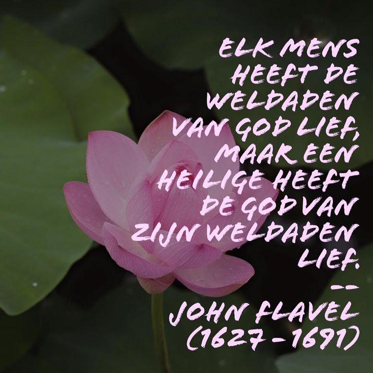 Liefhebben - John Flavel (1627 – 1691)