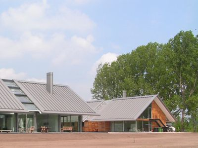 Best 20 Zinc Roof Ideas On Pinterest Modern Barn