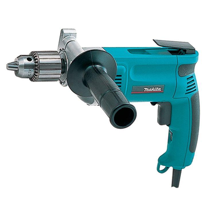 Makita DP3002 taladro 710 W, portabrocas 10 mm y velocidad 0-2900 rpm
