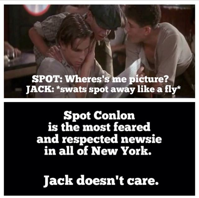 Jack doesn't care. I love Jack so much.