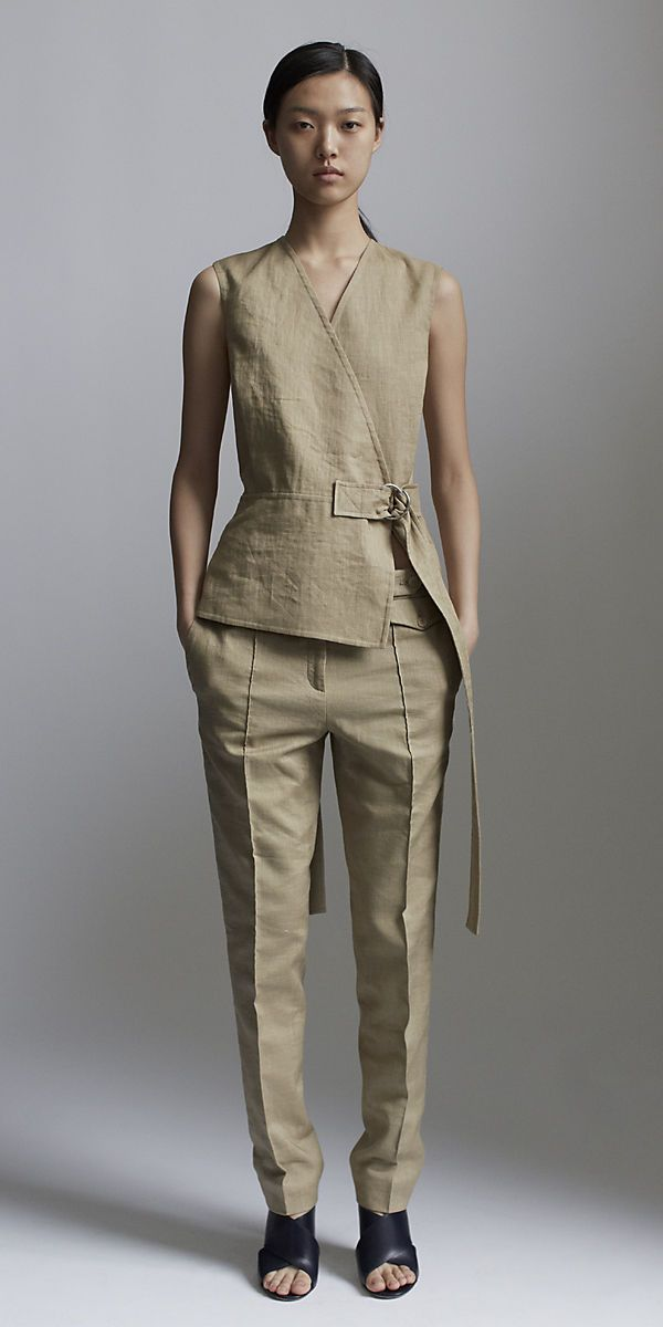 CÉLINE 2014 Spring ready to wear look 24