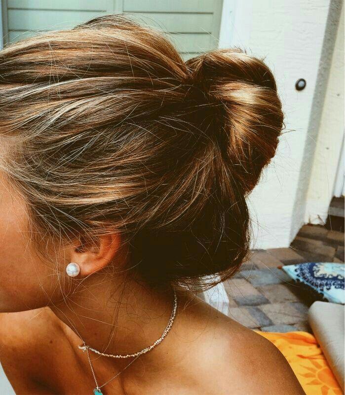 Pearl Hair Delicate Vsco In 2019 Hair Styles Hair Makeup