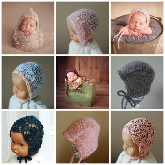 Knit Hat Mystery Sale by btmcreations on Etsy