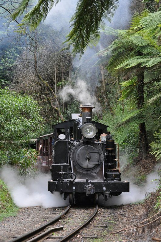 Puffing Billy, Victoria
