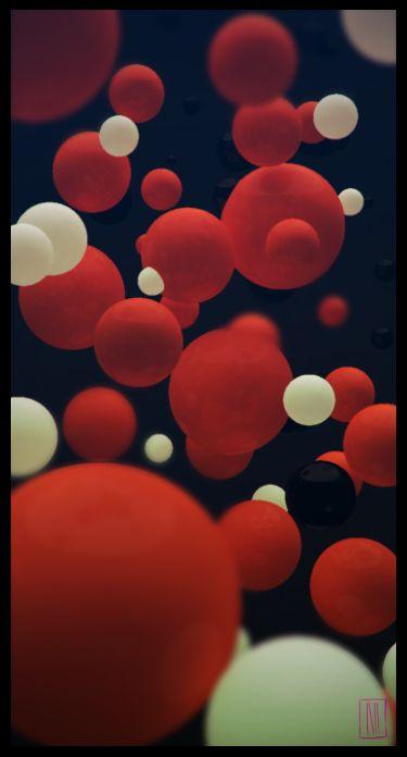 Lazy abstract ball stuff :)