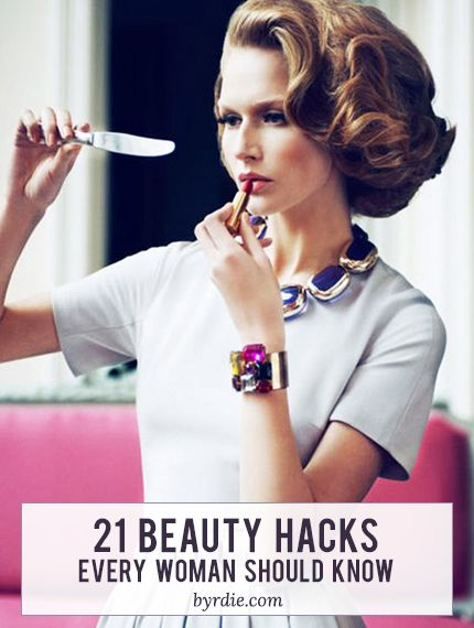 You'll want to learn all of these! // #beauty #makeup #beautytips