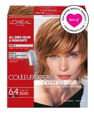 Best Hair Color Product No. 7: L'Oréal Paris Couleur Experte, $14.99