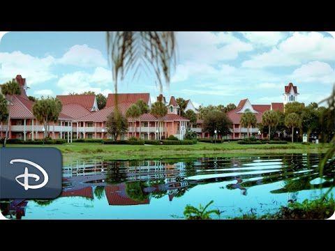 Disney's Caribbean Beach Resort | Walt Disney World - YouTube #reminiscing