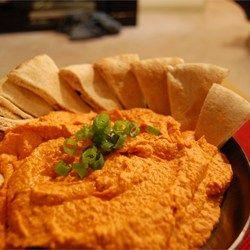 Easy Roasted Red Pepper Hummus - Allrecipes.com