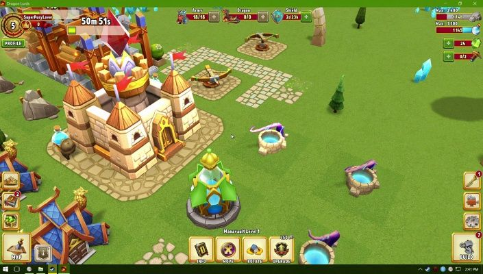 Dragon Lords is a Free 2 play Cross platform 3D Fantasy Strategy Multiplayer Game featuring dragons elves dwarves mixed with steampunk