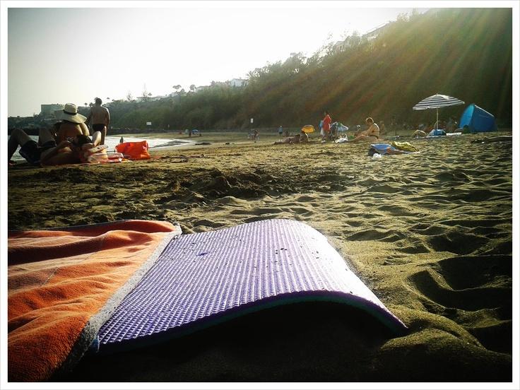 Playa y relax...