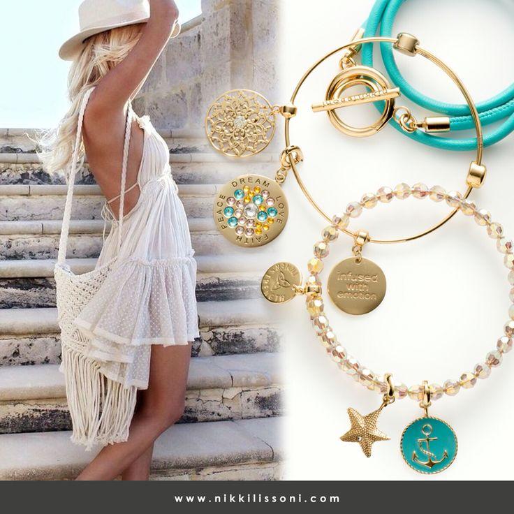 We've got summer vibes! #Designer'sChoice -xx– Nikki