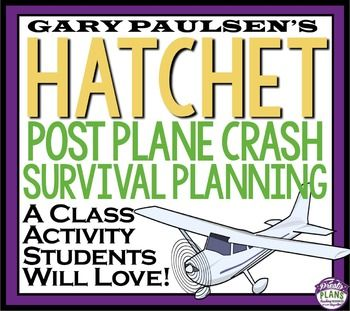 gary paulsen s hatchet monologue Complete summary of gary paulsen's hatchet enotes plot summaries cover all the significant action of hatchet.