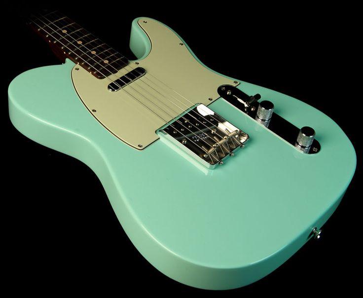 fender custom masterbuilt dennis galuszka 63 rosewood neck telecaster nos electric guitar. Black Bedroom Furniture Sets. Home Design Ideas