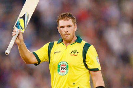 Aaron Finch slams 156, hits record T20 international score