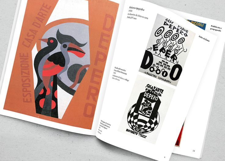 """Check out this @Behance project: """"Depero Futurista 