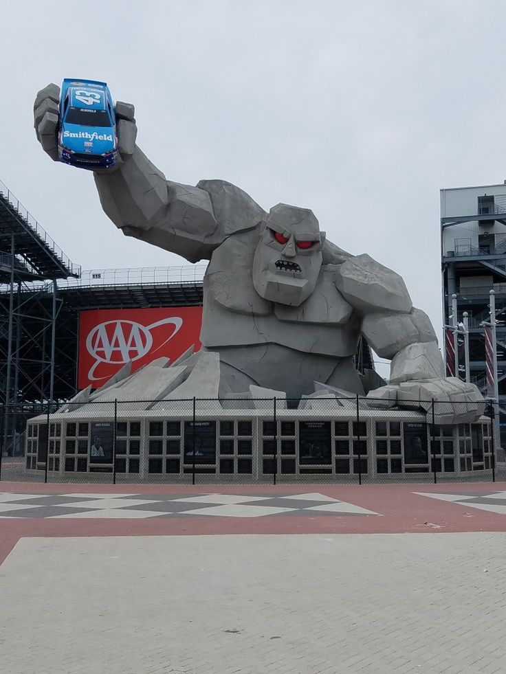 The Dover Monster Mile!