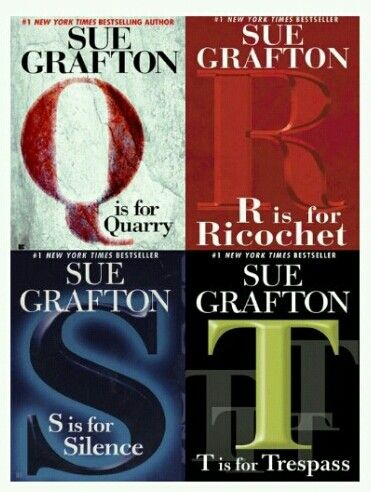 13 best sue grafton kinsey millhone images on pinterest fiction if you like easy reading mysteries read sue grafton kinsey millhone series fandeluxe Gallery