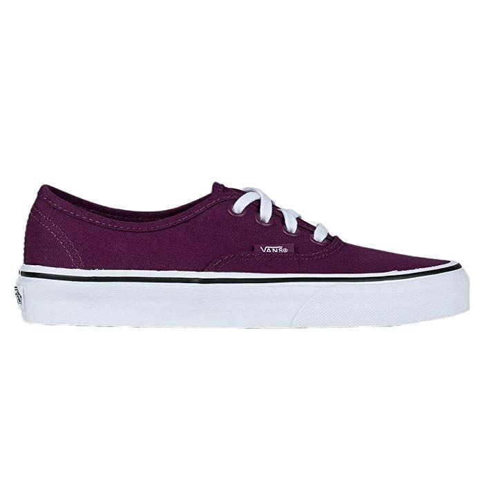 Vans Authentic Sneakers Damen Lila | Turnschuhe, Lila schuhe