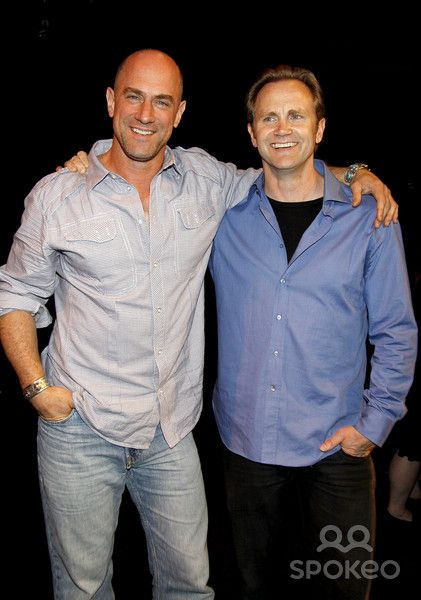 lee tergesen and christopher meloni | Lee Tergesen