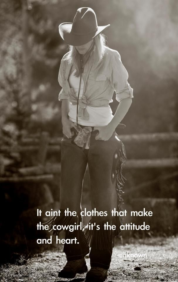 How to dress like a cowgirl images and quotes