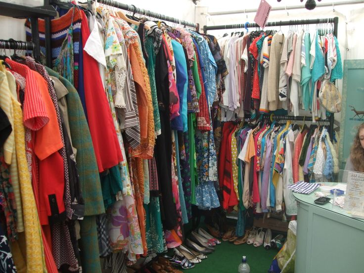 More clothes.... at Hay-on-Wye