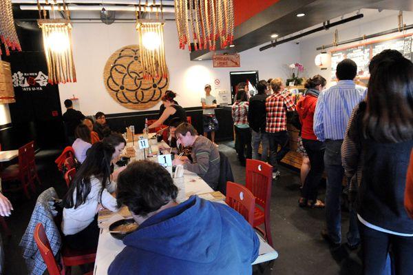 Ramen Tatsu-Ya Restaurant Review