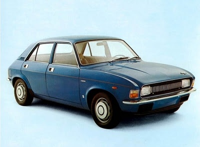 Austin Allegro 1300 SDL (1973-1975) Exactly the same as my dad's!