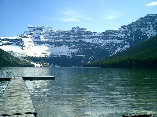 Picture of Waterton Lakes National Park, Canadian Rockies
