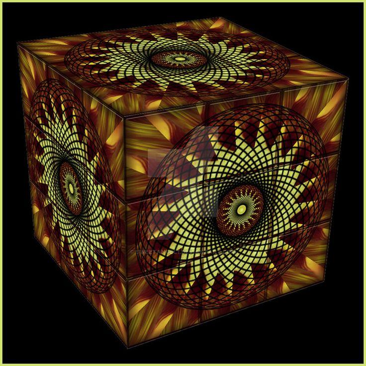 Rubixs cube by sweetangel1 on DeviantArt