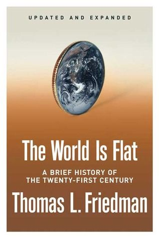 An essential book on globalization.  Makes the case that the world economy is now 'flat' with the advent of globalisation and new technologies in communication.