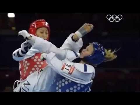 MACAM - MACAM SENI BELA DIRI: Video: Best Taekwondo