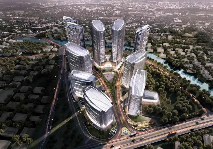 Ciputra International (masterplans), Jakarta, architect-Aedas. pic.2  http://www.worldarchitecturenews.com/index.php?fuseaction=wanappln.projectview&upload_id=24916