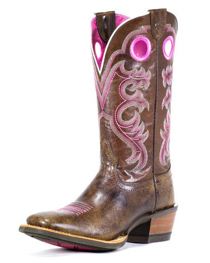 Women's Crossfire Boot - Weathered Buckskin... I think I need another pair of boots!
