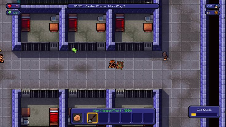 The Escapists Now on PS4 - http://www.entertainmentbuddha.com/the-escapists-now-on-ps4/
