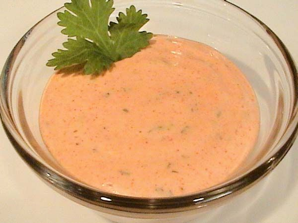 Voici une solution pour reproduire à domicile une recette très similaire à celle de l'excellente sauce Sud-Ouest de chez Subway!