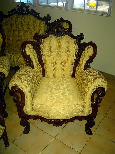 Samples of Victorian Furniture