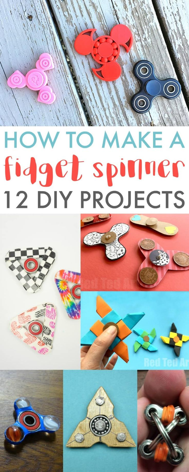 Have you ever wondered how to make a fidget spinner at home? Fidget spinners are all the rage, but they can be expensive, if you can even find them. It is pretty easy to make your … https://www.730sagestreet.com/how-to-make-a-fidget-spinner-12-diy-projects/