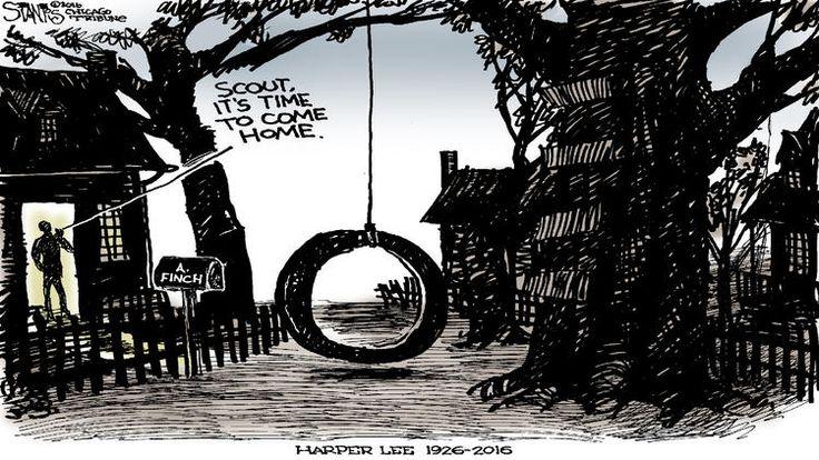 RIP Harper Lee