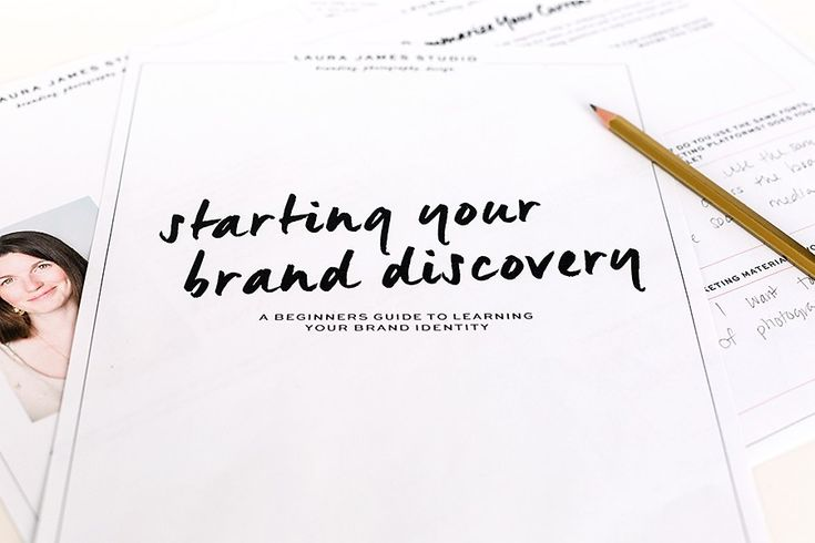 Starting Your Brand Discovery: A Free Download - Laura James Studio >> Branding Photography Design