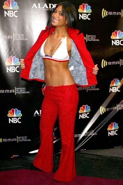 Nicole Scherzinger Style & Fashion Evolution Gallery | Glamour UK