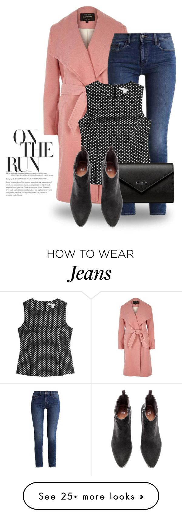 """""""Hey, Girl: Pretty Pink Coats 2855"""" by boxthoughts on Polyvore featuring River Island, Calvin Klein, Diane Von Furstenberg, Balenciaga and pinkcoats"""