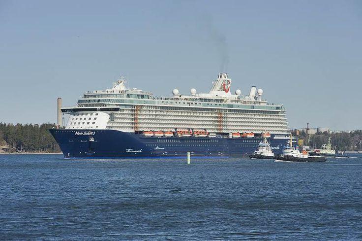 TUI Cruises ordina due nuove navi da crociera al cantiere STX Finland, che è stato acquisito da Meyer Werft