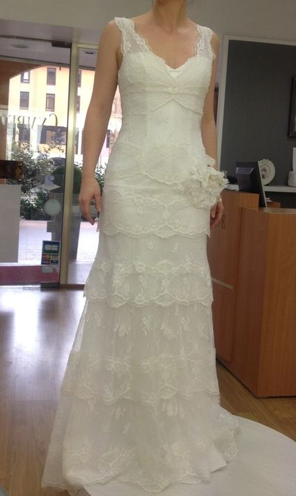 Robe de mariée Guirlande de chez Cymbeline  Robe de mariée ...