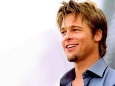 Image detail for -Brad Pitt Hairstyle → brad-pitt- wavy hair