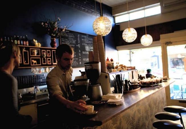Palomino Cafe, Northcote.