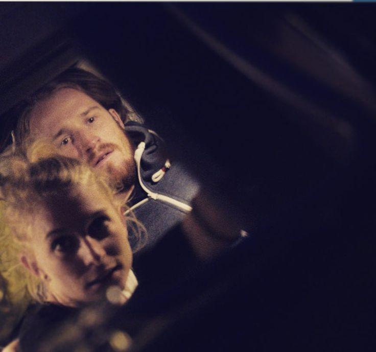 First Night in our van Grizzlybjørn #goodnight #sleep #vanlife #campervan #cosy #pössling #vanlifemoment #neverstopexoring #homeiswhereyouparkit #favoritehome #lastnight #rollinghome #instagood #couplesofinstagram #coupletime
