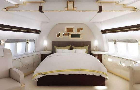 Opulent hotels with wings, the planet's most pricey private jets are the preserve of pampered billio... - Greenpoint Technologies