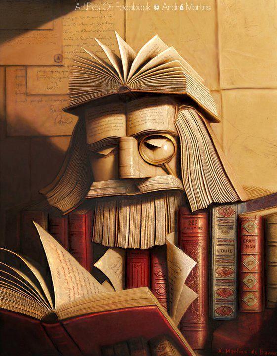 Livros, livros...